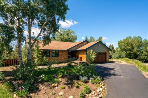 Photo of 840 Conifer Cir, Steamboat Springs, CO 80487
