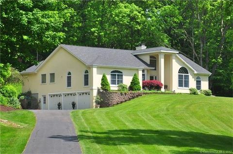6 Thronebrook Rd, Granby, CT 06090