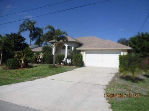 615 Se Stow Ter, Port Saint Lucie, FL 34984