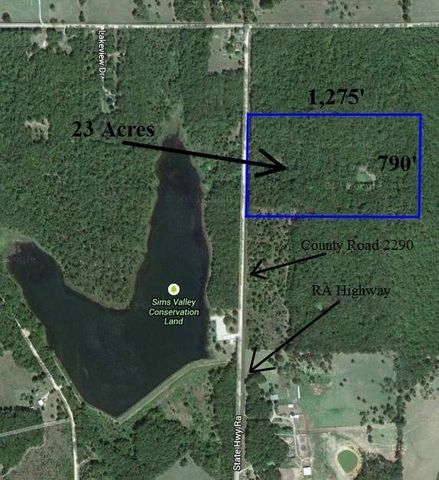 County Road 2290, Willow Springs, MO 65793