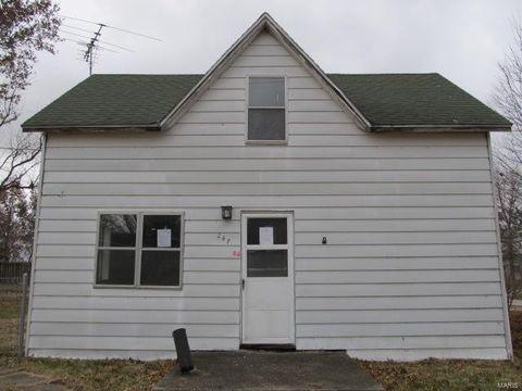 Photo of 247 Washington St, Pocahontas, IL 62275