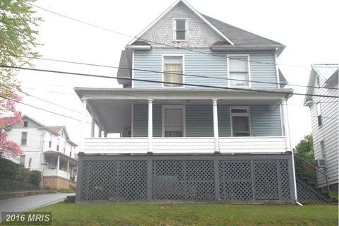 3 Sharpless St, Keyser, WV 26726