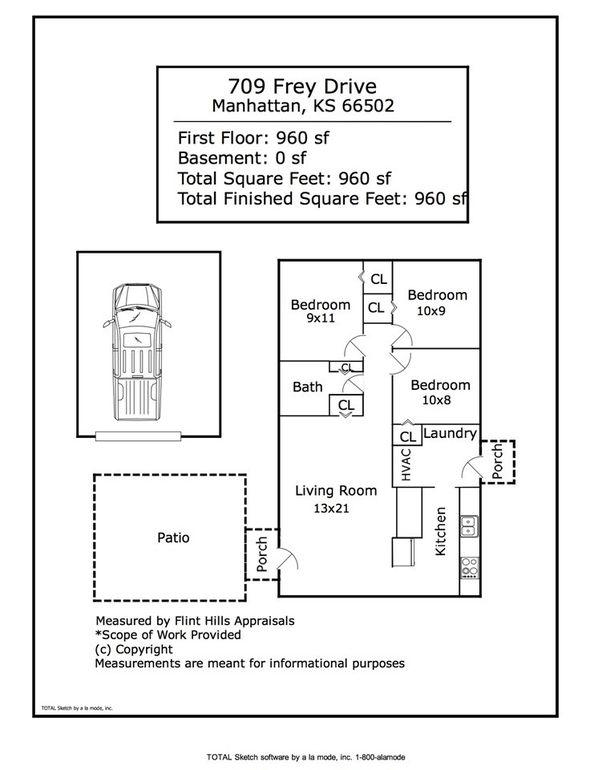 709 Frey Dr, Manhattan, KS 66502