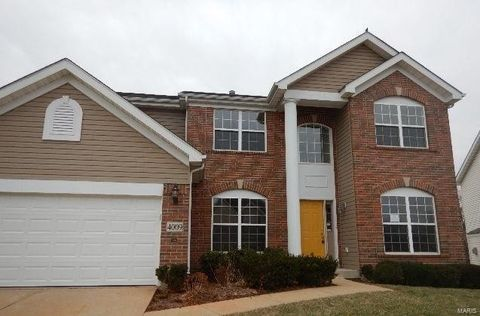 Photo of 4009 Ashbury Crossing Dr, Florissant, MO 63034