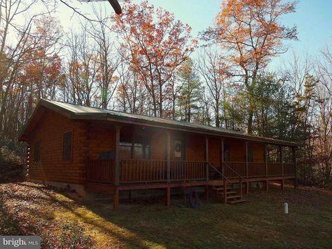 1875 Hiner Mill Rd, Sugar Grove, WV 26815