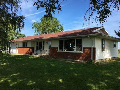 1419 N 1300 East Rd, Onarga, IL 60955