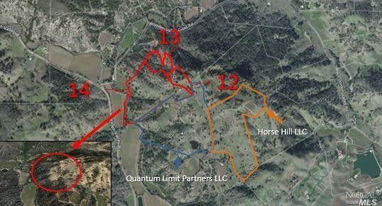 Quail Ridge Rd, Napa, CA 94558