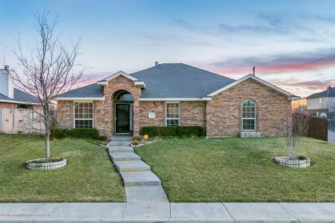 1013 Pikes Peak Dr, Amarillo, TX 79110