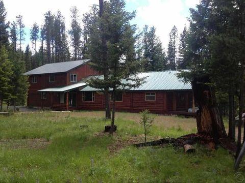 584 Drew Creek Loop, Seeley Lake, MT 59868