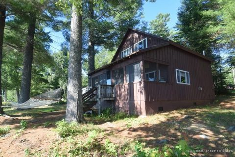 87 Lake Front Dr, Embden, ME 04958