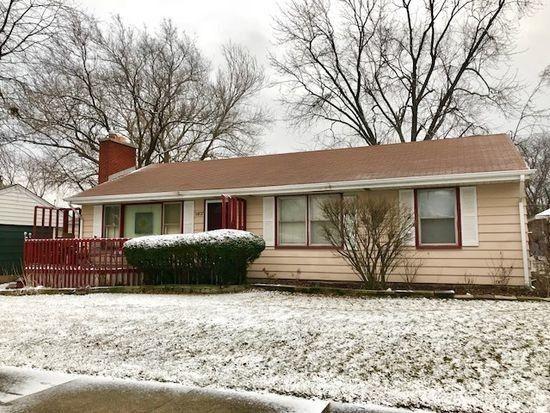 1407 Birch Rd, Homewood, IL 60430