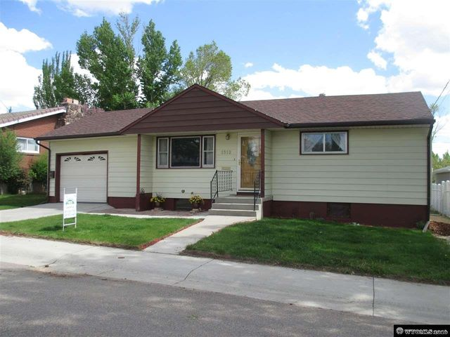 1512 Collins St Rock Springs Wy 82901 Home For Sale