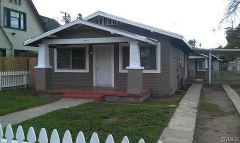 1896 N Pershing Ave, San Bernardino, CA 92405