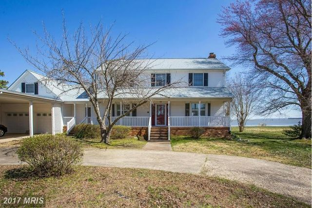 Waterfront Homes For Sale In Colonial Beach Va