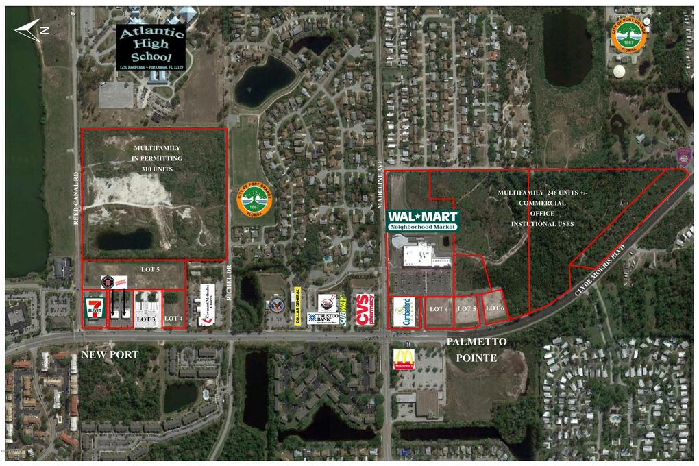 3671 clyde morris blvd port orange fl 32129 land for sale and