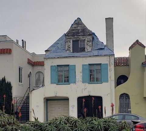 Photo of 2166 19th Ave, San Francisco, CA 94116