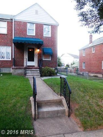 1217 Delbert Ave, Baltimore, MD 21222
