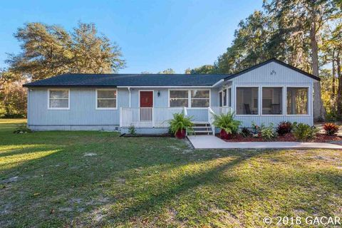 Photo of 607 Ne 364th Ave, Old Town, FL 32680