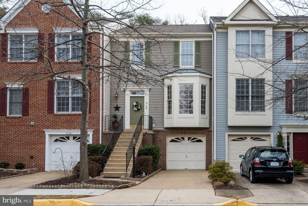 6104 Franconia Commons Ct Alexandria VA 22310