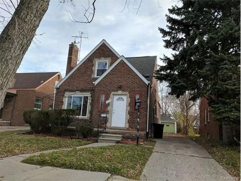 7444 Montrose St, Detroit, MI 48228
