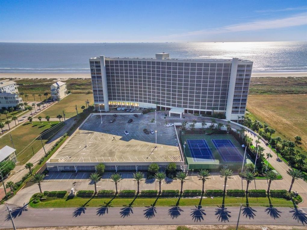 1401 E Beach Dr Unit 808, Galveston, TX 77550