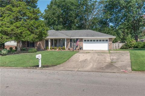 10713 Old Harbor Rd, Fort Smith, AR 72903