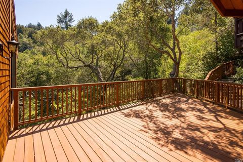 91 Black Log Rd, Kentfield, CA 94904
