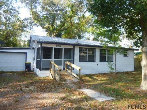 307 N Bacher St, Bunnell, FL 32110