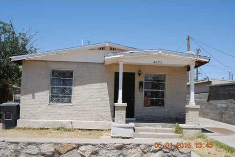 4025 Bliss Ave, El Paso, TX 79903