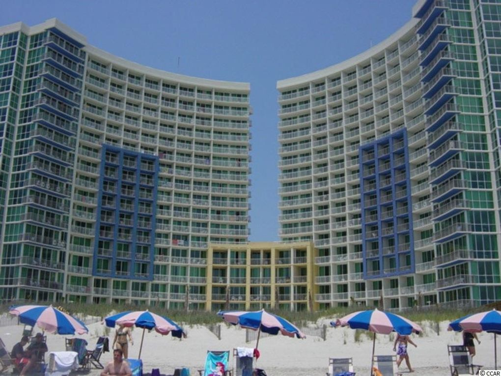 Avista Resort  N Ocean Blvd North Myrtle Beach Sc