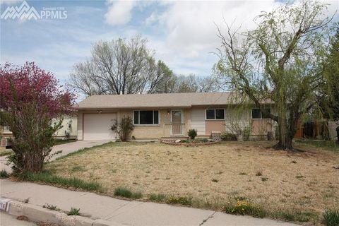 316 Longfellow Dr, Colorado Springs, CO 80910
