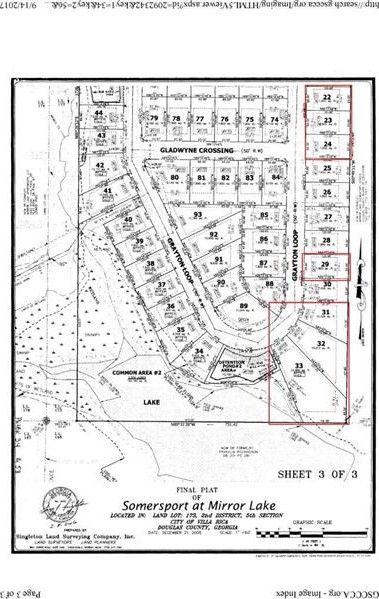 City Atlanta Property Tax Records