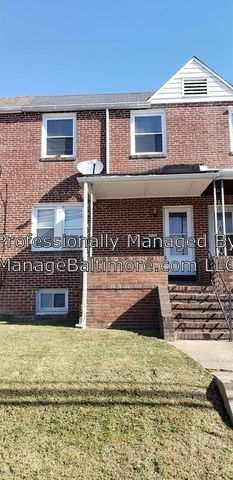 Photo of 1051 Desoto Rd Unit 2, Baltimore, MD 21223