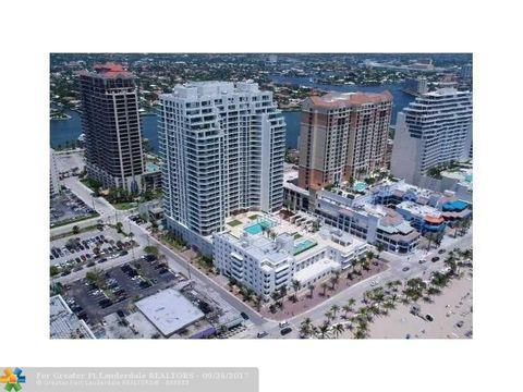101 S Fort Lauderdale Beach Blvd Apt 1807, Fort Lauderdale, FL 33316