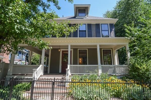 Cambridge Ma Single Family Homes For Sale