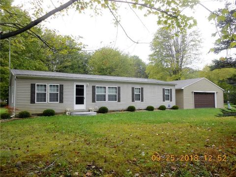 8595 Plymouth Ln, Linesville, PA 16424