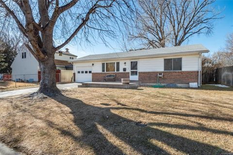 Photo of 706 Lincoln St, Brush, CO 80723