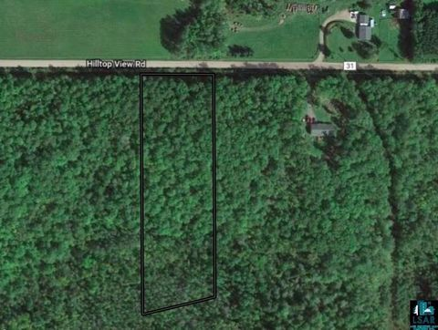 Photo of Hilltop View Rd, Barnum, MN 55707