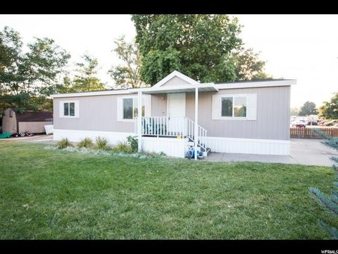 mobile and manufactured homes for sale in davis county ut
