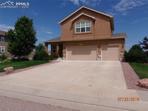 10611 Painted Rocks Dr, Falcon, CO 80831