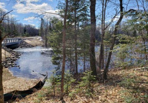 Photo of 6024 N Cramer Lake Rd, Mercer, WI 54547