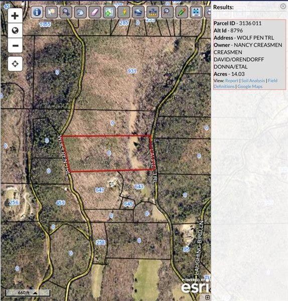 Map Of Georgia Ellijay.Wolf Pen Trl Ellijay Ga 30536 Realtor Com