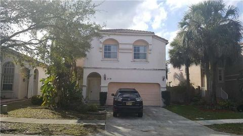 318 Nw 152nd Ave, Pembroke Pines, FL 33028