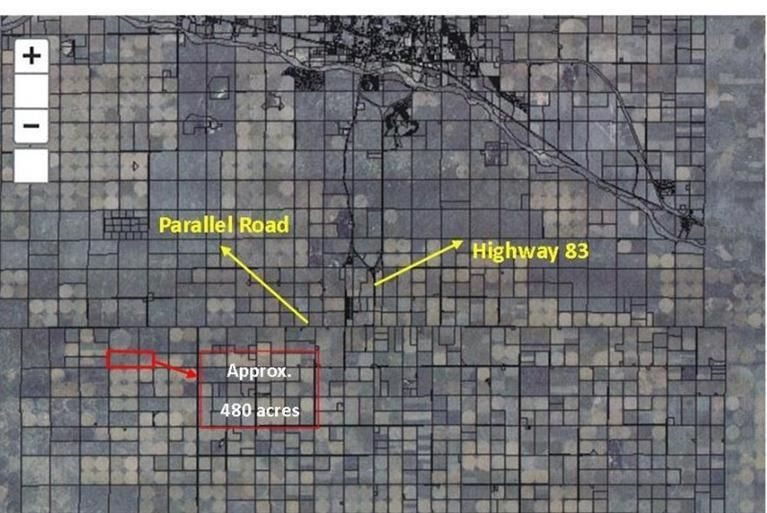 Sw 4 Of Section2 Garden City Ks 67846 Land For Sale