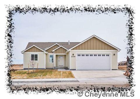 2009 Pine Ave Cheyenne WY 82007