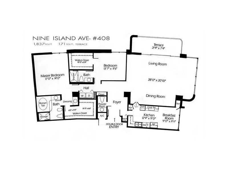 9 island ave apt 408 miami beach fl 33139