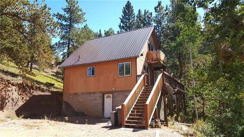 320 Portland Dr, Cripple Creek, CO 80813