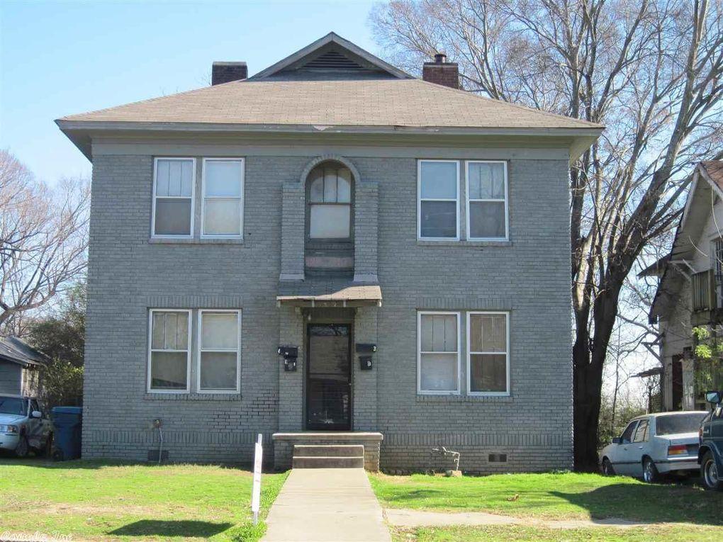 Little Rock Property Tax