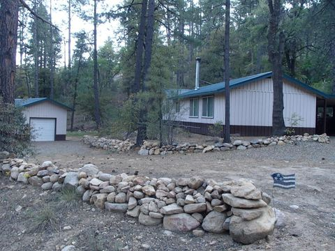23336 S Towers Mountain Rd, Crown King, AZ 86343