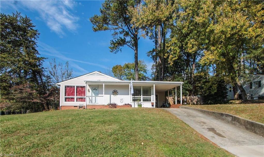 2524 Netherwood Dr, Greensboro, NC 27408